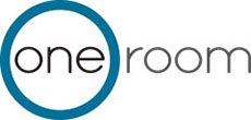 One Room Logo white